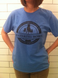 Front of the Waggin' Wagon Tee
