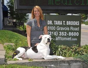 Dr Tara Brooks, Affton Vet Clinic
