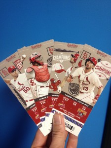 2015 The Watering Bowl Annual St. Louis Cardinals Ticket Giveaway