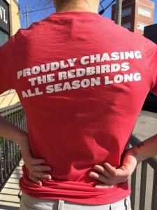 TWB Cardinals T-shirt