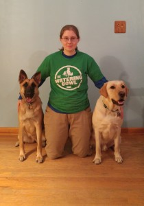 TWB Staff Spotlight Dog Daycare Boarding Training