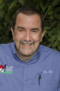 Dr. Ed of Hillside Animals Hospital