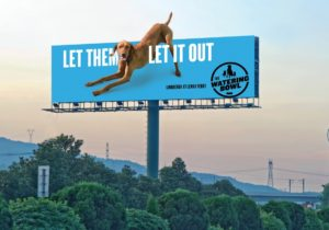 Let It Out billboard