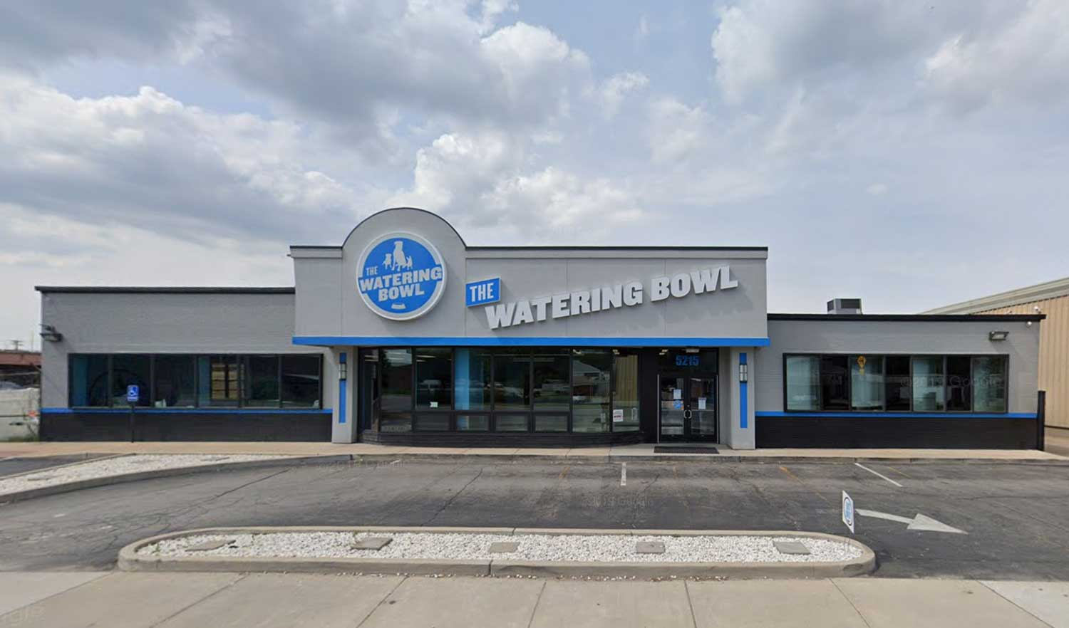 The Watering Bowl location on Manchester Ave St. Louis